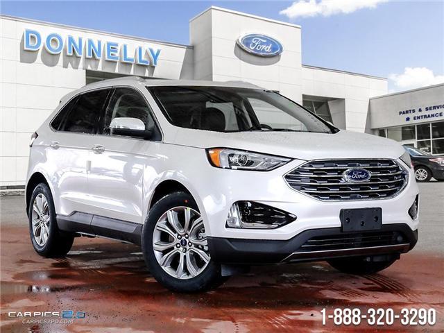 2019 Ford Edge Titanium (Stk: DS250) in Ottawa - Image 1 of 27