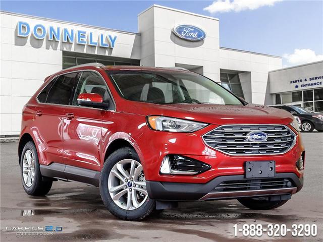 2019 Ford Edge SEL (Stk: DS245) in Ottawa - Image 1 of 27