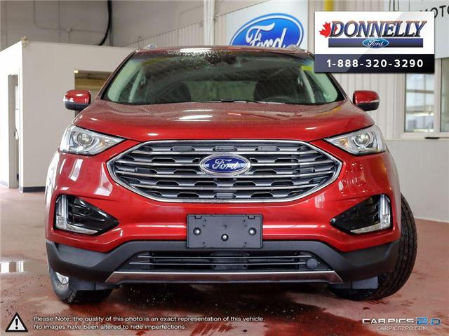 2019 Ford Edge SEL (Stk: DS245) in Ottawa - Image 2 of 27