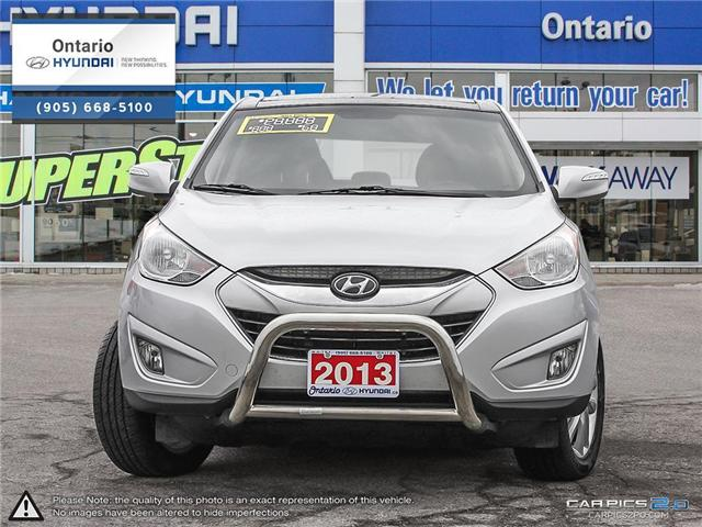2013 Hyundai Tucson Limited / 62,313 klm (Stk: 76671K) in Whitby - Image 2 of 27