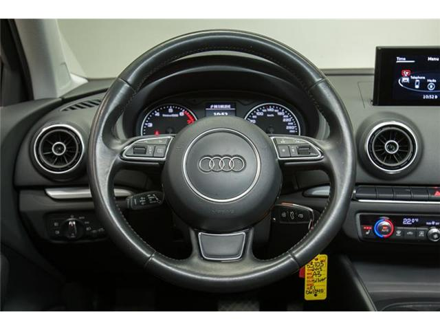 2015 Audi A3 1.8T Komfort (Stk: 53103) in Newmarket - Image 12 of 17