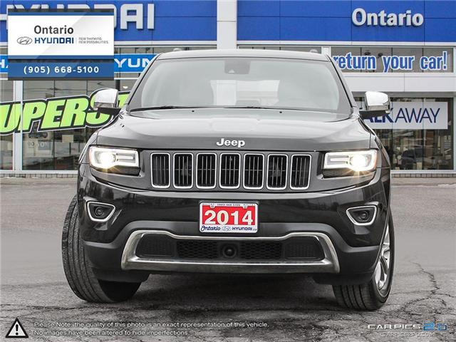 2014 Jeep Grand Cherokee Limited / Reduced Price (Stk: 45463K) in Whitby - Image 1 of 26
