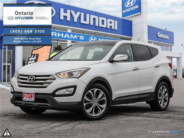 2013 Hyundai Santa Fe Sport 2.0T SE (Stk: 15902K) in Whitby - Image 1 of 27