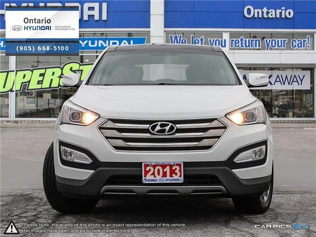 2013 Hyundai Santa Fe Sport 2.0T SE (Stk: 15902K) in Whitby - Image 2 of 27