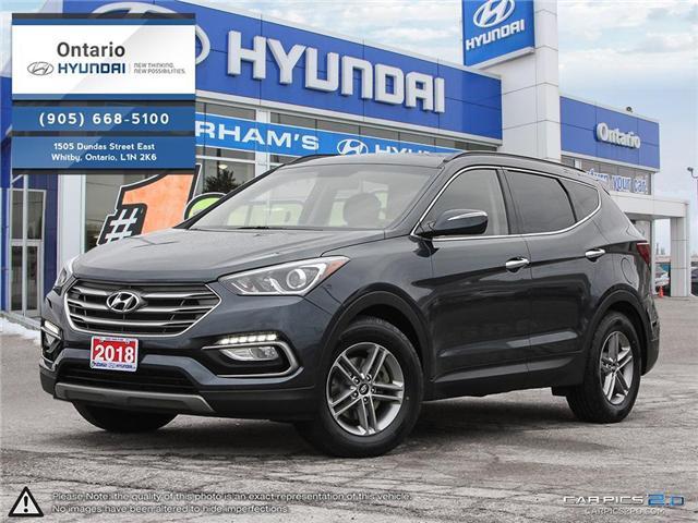 2018 Hyundai Santa Fe Sport 2.4 Premium / AWD (Stk: 56059K) in Whitby - Image 1 of 27