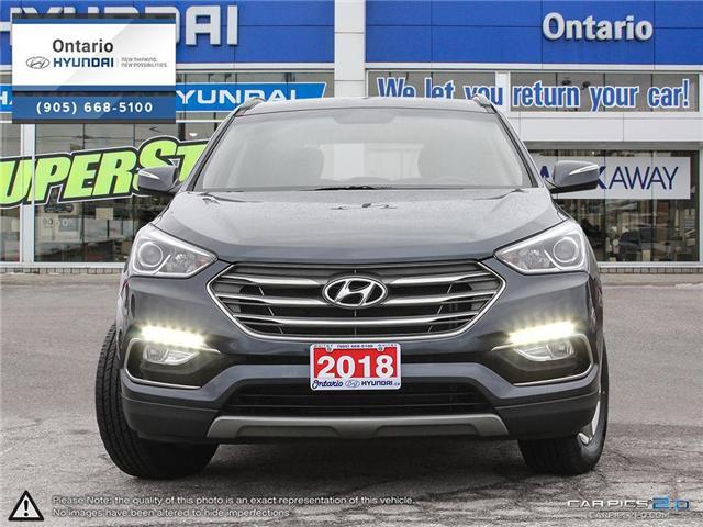 2018 Hyundai Santa Fe Sport 2.4 Premium / AWD (Stk: 56059K) in Whitby - Image 2 of 27
