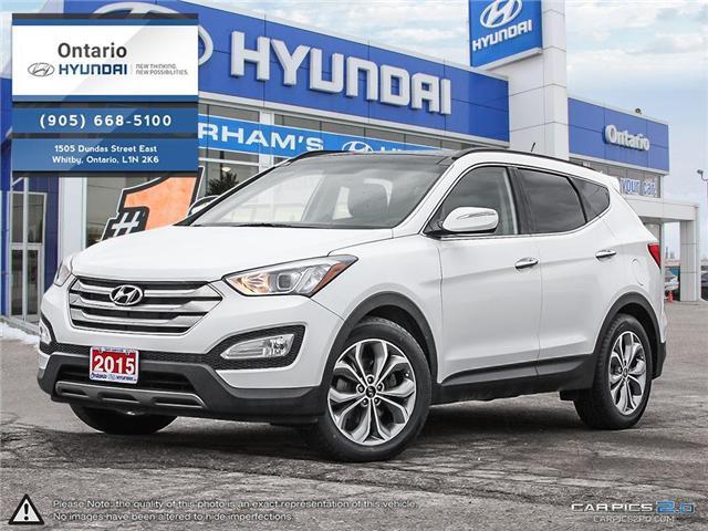 2015 Hyundai Santa Fe Sport 2.0T SE (Stk: 74262K) in Whitby - Image 1 of 27