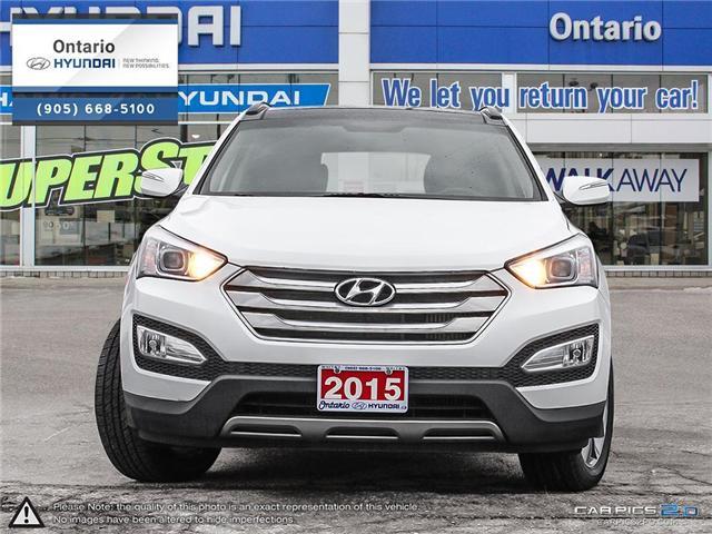 2015 Hyundai Santa Fe Sport 2.0T SE (Stk: 74262K) in Whitby - Image 2 of 27