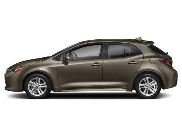 2019 Toyota Corolla Hatchback SE Upgrade Package (Stk: 19112) in Brandon - Image 2 of 9