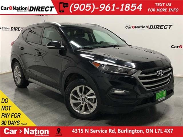 2017 Hyundai Tucson  (Stk: DRD1934) in Burlington - Image 1 of 30