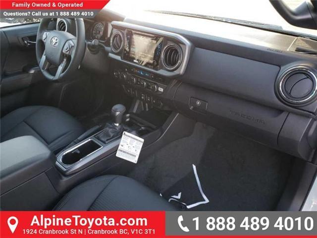 2019 Toyota Tacoma SR5 V6 (Stk: X040336) in Cranbrook - Image 10 of 13