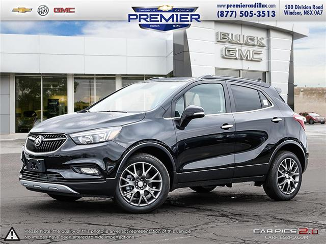 2019 Buick Encore Sport Touring (Stk: 191455) in Windsor - Image 1 of 28