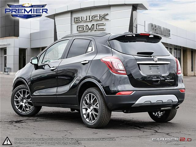 2019 Buick Encore Sport Touring (Stk: 191455) in Windsor - Image 4 of 28