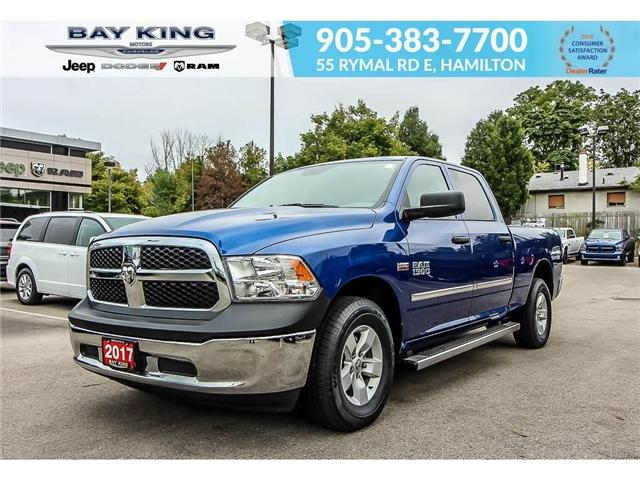 2017 RAM 1500 ST (Stk: 187075A) in Hamilton - Image 1 of 13