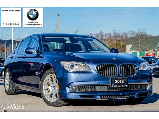 2012 BMW 750  (Stk: PW4646) in Kitchener - Image 1 of 21