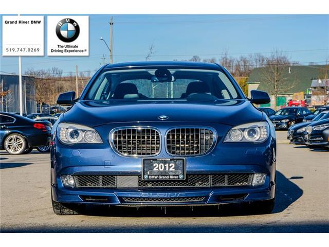 2012 BMW 750  (Stk: PW4646) in Kitchener - Image 2 of 21