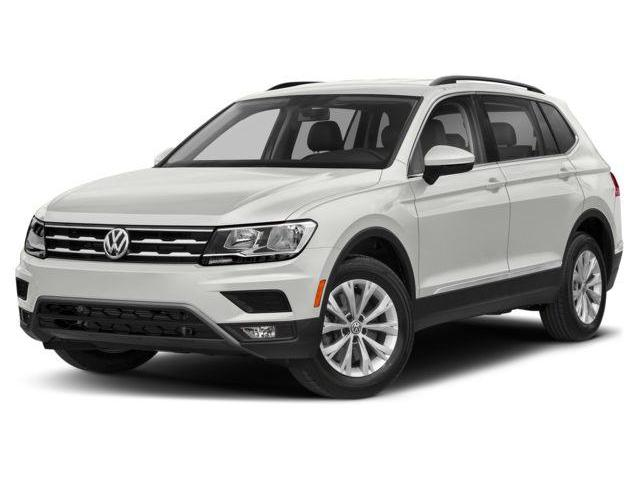 2019 Volkswagen Tiguan Highline (Stk: VWSV8935) in Richmond - Image 1 of 9