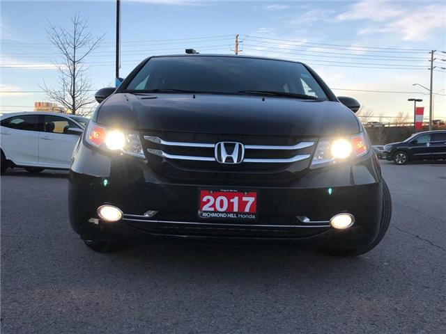 2017 Honda Odyssey Touring (Stk: 190092P) in Richmond Hill - Image 2 of 27