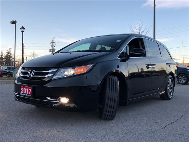 2017 Honda Odyssey Touring (Stk: 190092P) in Richmond Hill - Image 3 of 27