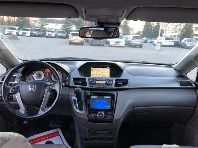 2017 Honda Odyssey Touring (Stk: 190092P) in Richmond Hill - Image 6 of 27