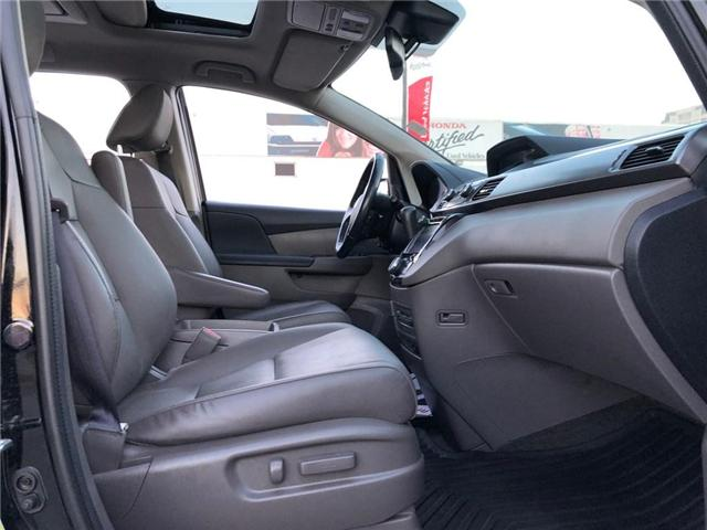 2017 Honda Odyssey Touring (Stk: 190092P) in Richmond Hill - Image 15 of 27