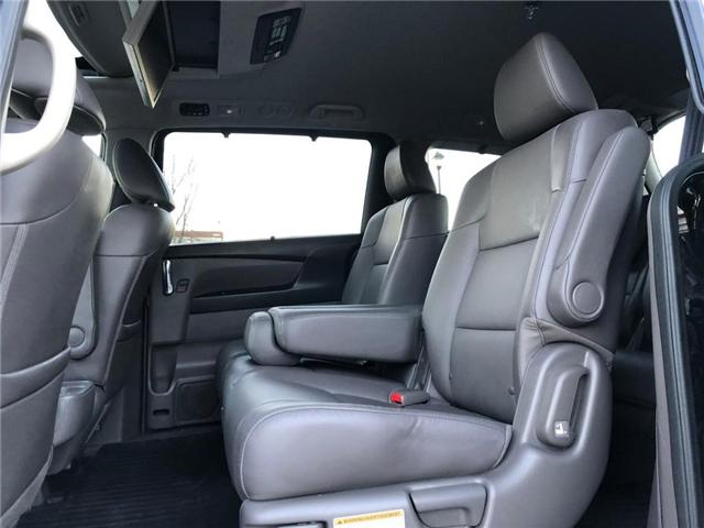 2017 Honda Odyssey Touring (Stk: 190092P) in Richmond Hill - Image 17 of 27