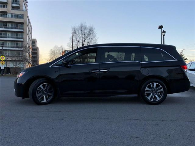 2017 Honda Odyssey Touring (Stk: 190092P) in Richmond Hill - Image 21 of 27