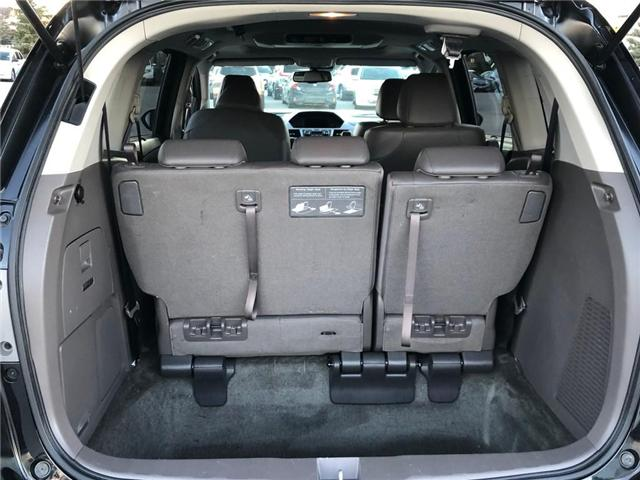 2017 Honda Odyssey Touring (Stk: 190092P) in Richmond Hill - Image 24 of 27