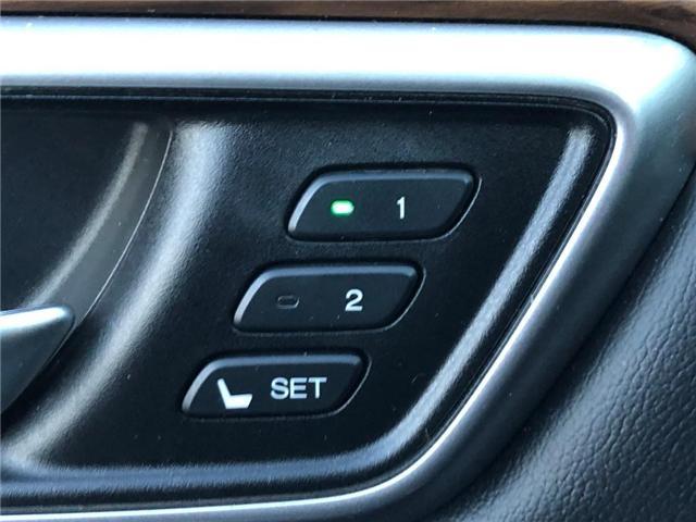 2017 Honda CR-V EX-L (Stk: 190171P) in Richmond Hill - Image 15 of 25