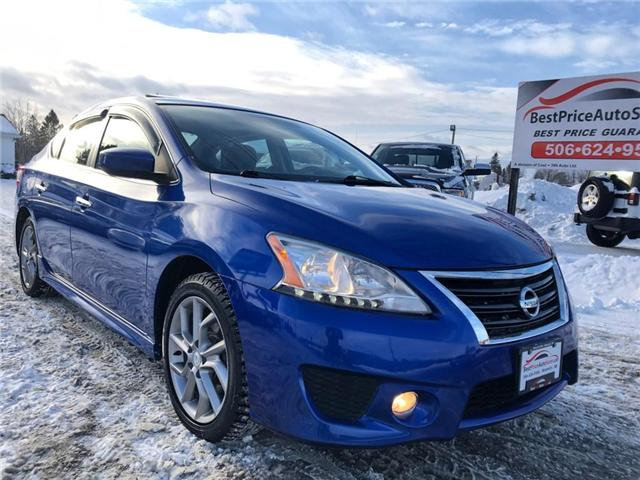 2013 Nissan Sentra  (Stk: 3N1AB7) in Miramichi - Image 2 of 30