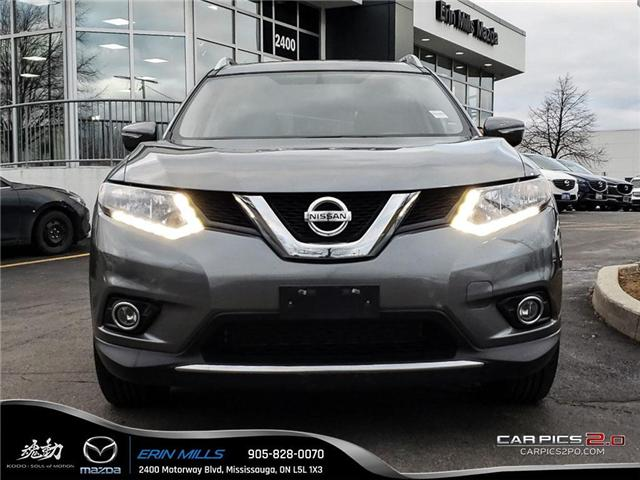 2015 Nissan Rogue SV (Stk: 25009A) in Mississauga - Image 2 of 19