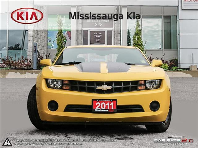 2011 Chevrolet Camaro 1LS (Stk: 8040P) in Mississauga - Image 2 of 25