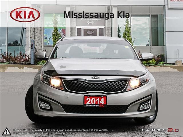 2014 Kia Optima LX (Stk: SD19020T) in Mississauga - Image 2 of 27