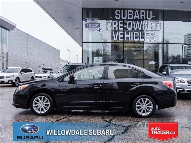 2014 Subaru Impreza 2.0i | TOURING | RIMS | AWD | HEATED SEATS (Stk: P2633) in Toronto - Image 2 of 24