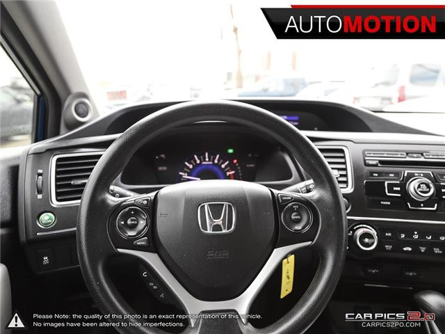 2014 Honda Civic LX (Stk: 18_1302) in Chatham - Image 13 of 27