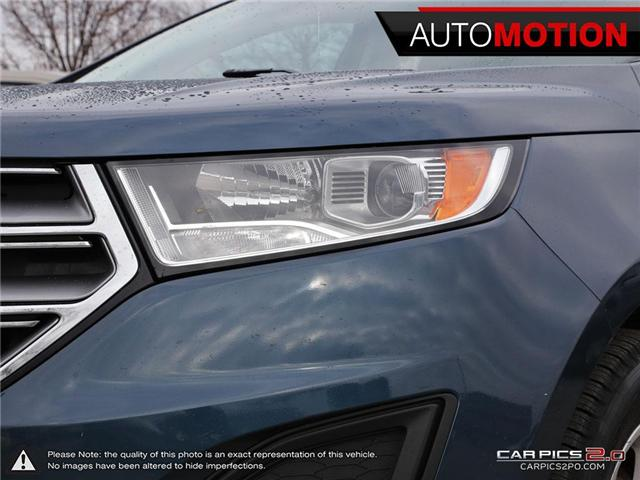 2016 Ford Edge SE (Stk: 18_1290) in Chatham - Image 10 of 27