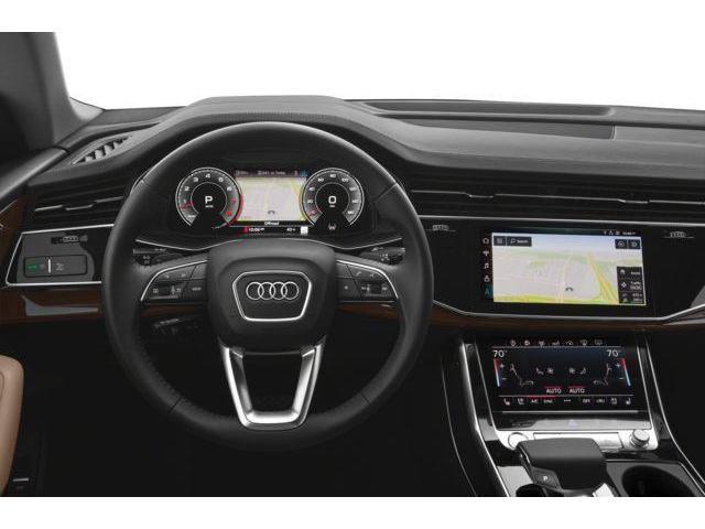 2019 Audi Q8 55 Progressiv (Stk: N5009) in Calgary - Image 4 of 9