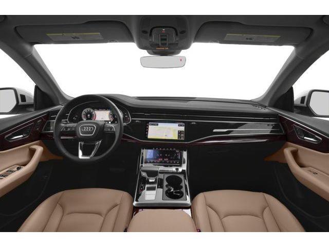 2019 Audi Q8 55 Progressiv (Stk: N5009) in Calgary - Image 5 of 9