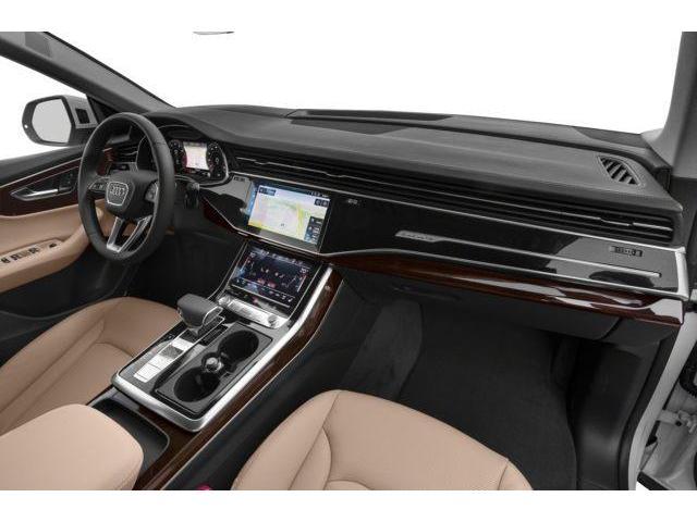 2019 Audi Q8 55 Progressiv (Stk: N5009) in Calgary - Image 9 of 9