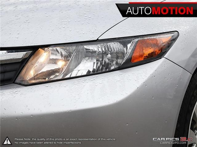 2012 Honda Civic LX (Stk: 18_1262) in Chatham - Image 10 of 27