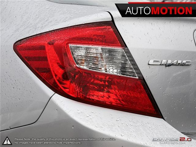 2012 Honda Civic LX (Stk: 18_1262) in Chatham - Image 12 of 27
