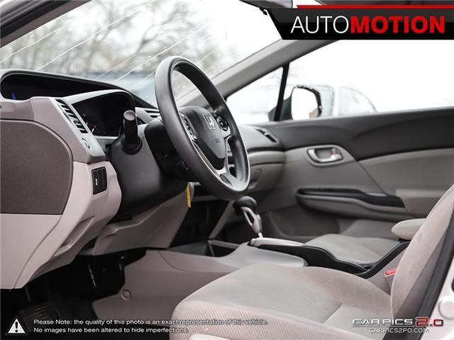 2012 Honda Civic LX (Stk: 18_1262) in Chatham - Image 13 of 27