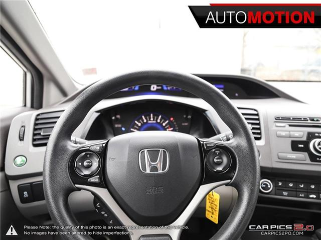 2012 Honda Civic LX (Stk: 18_1262) in Chatham - Image 14 of 27