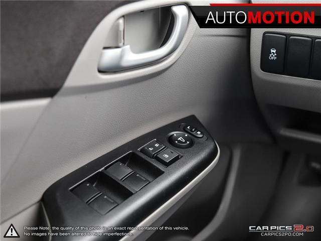 2012 Honda Civic LX (Stk: 18_1262) in Chatham - Image 17 of 27