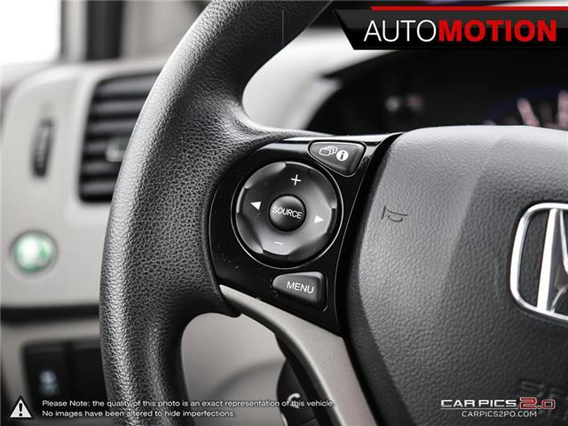 2012 Honda Civic LX (Stk: 18_1262) in Chatham - Image 18 of 27