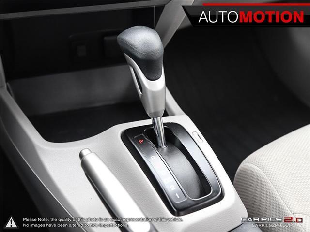 2012 Honda Civic LX (Stk: 18_1262) in Chatham - Image 19 of 27