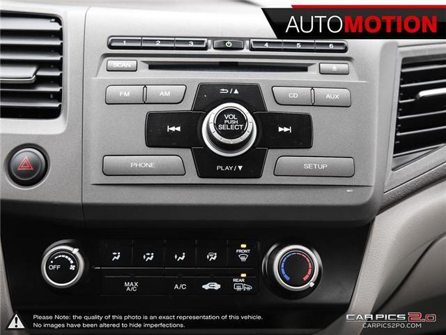 2012 Honda Civic LX (Stk: 18_1262) in Chatham - Image 20 of 27