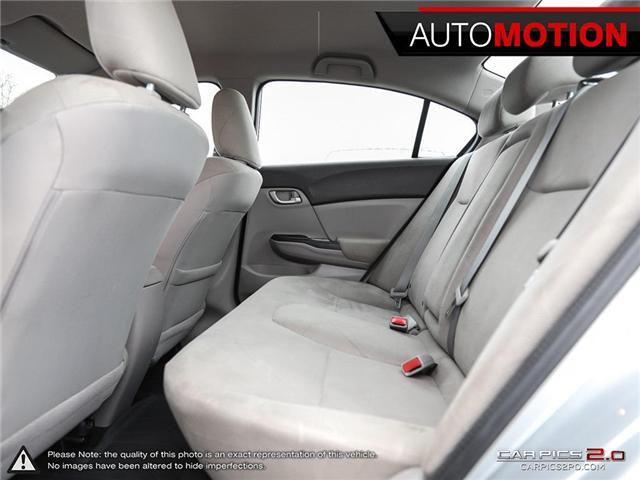 2012 Honda Civic LX (Stk: 18_1262) in Chatham - Image 24 of 27