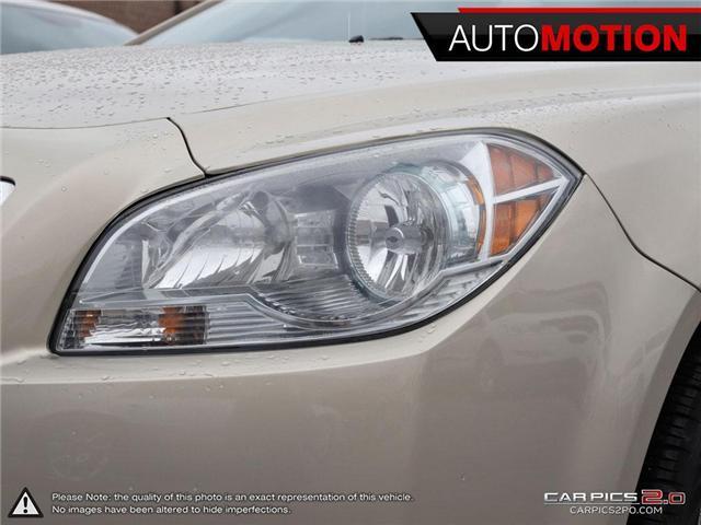 2011 Chevrolet Malibu LT (Stk: 18_1281) in Chatham - Image 10 of 27