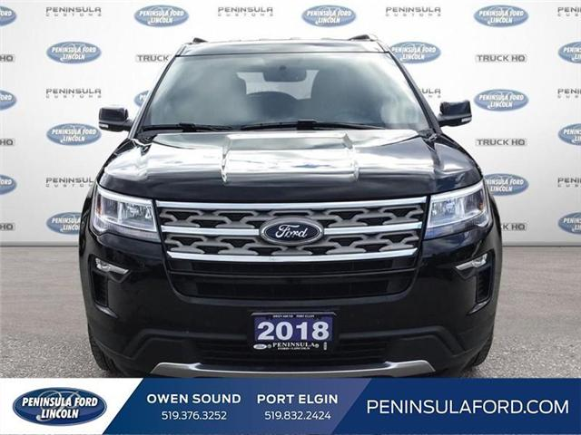 2018 Ford Explorer XLT (Stk: 18FE548B) in Owen Sound - Image 2 of 24